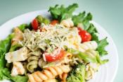 Classic Cold Pasta Salad